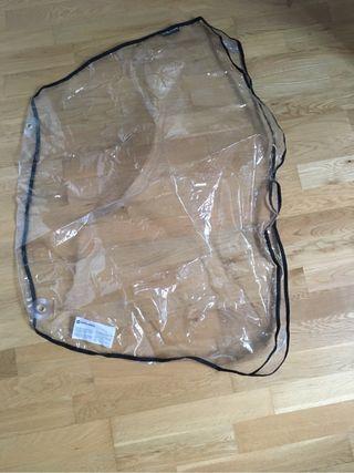 Plastico de lluvia