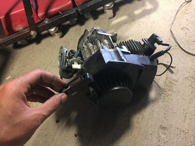 Motor de minibike