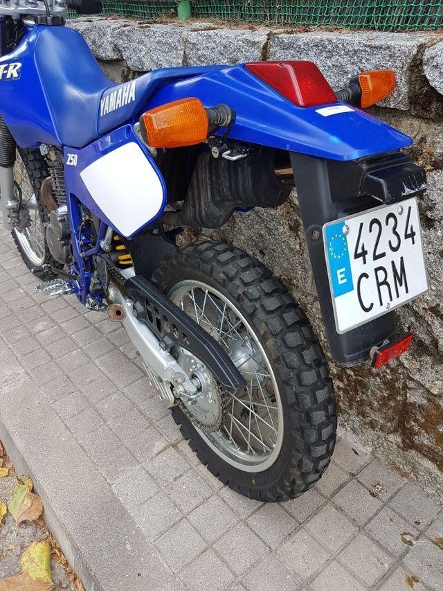 Moto Enduro Yamaha TTR 250 (Oportunidad) Rebajada