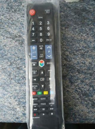 mando nuevo para tv de samsung