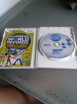 juego para wii guinness world records