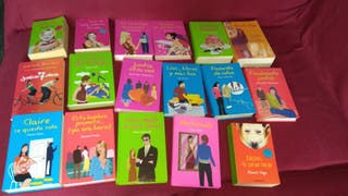 Lote Libros Chick lit