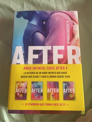 Libro AFTER 4
