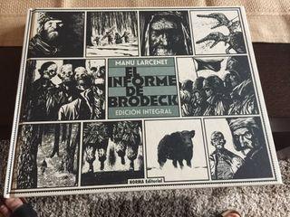 Novela Grafica Informe Brodeck