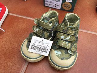Zapatos niño sin estrenar