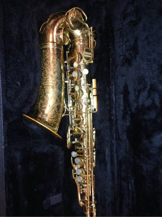 Saxo alto The Martin Committe