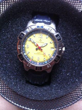 Reloj Náutico Calypso