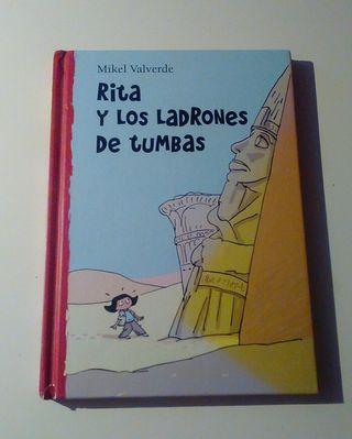Rita y los ladrones de tumbas