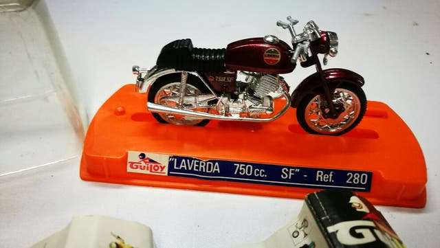 Laverda 750cc