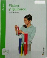 Libro de Física y Química - 4° ESO