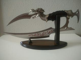 cuchillo de decoracion