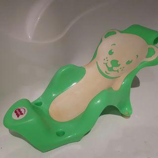 soporte para bañar al bebé