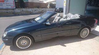 Mercedes-Benz 200 CLK Cabrio
