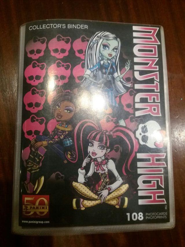 Album Monster High