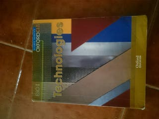 Libro Technologies 1 ESO Oxford