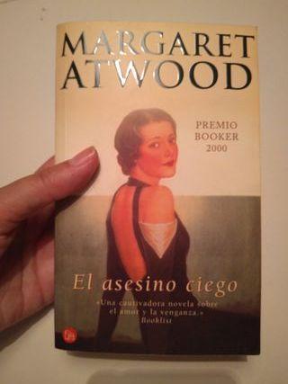 """El asesino ciego"" Margaret Atwood"