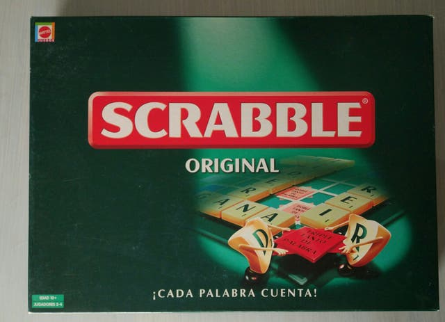 Juego De Mesa Scrabble A Estrenar De Segunda Mano Por 23 En Utrera