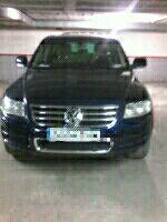 Volkswagen Touareg 2004 automatico diesel nuevo