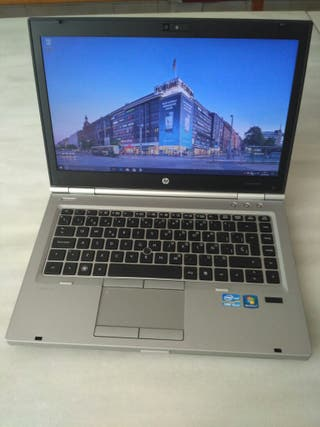 * Hp elitebook 8460p / i7 / 6GB *