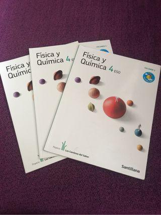 Física y Quimica 4 ESO