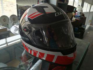 casco moto ls2 talla s