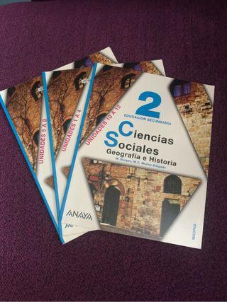 Ciencias Sociales 2 ESO