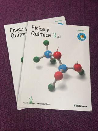 Fisica y Quimica 3 ESO