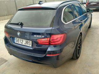 Bmw 530d xdrive 30/9/2011