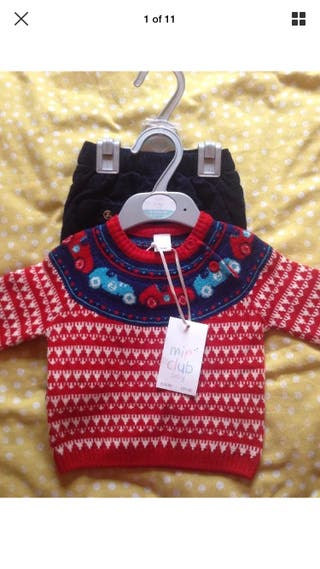 Boys baby clothes 0-3m