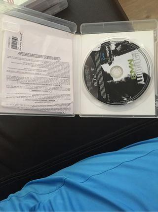 Videojuego Call of Duty MW3