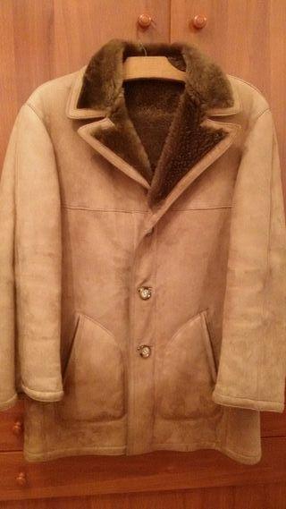 Abrigo piel de borrego