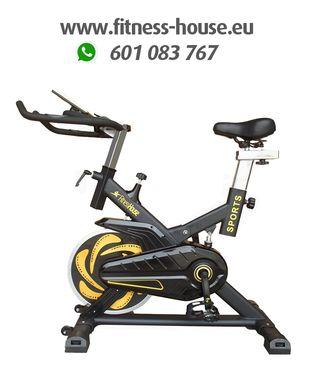bicicleta indoor bestia sport!