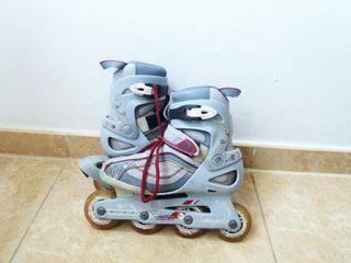 patines de goma decathlon