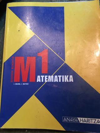 Matematika 1 Anaya