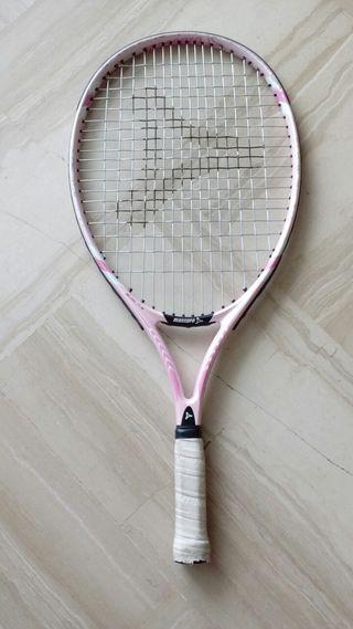 Raqueta tenis infantil + REGALO bote 3 pelotas