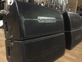 Sonido array Overtone