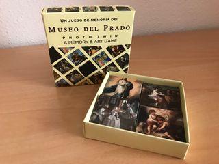 Juego de memoria Museo Del Prado