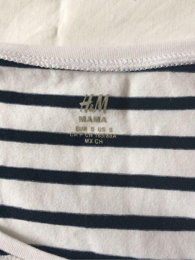 Camiseta premamá S NUEVA