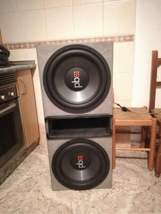 PowerBass subwoofers 15