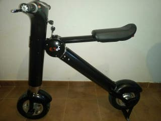 Scooter 100% electrico