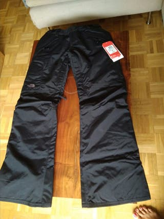 Pantalón mujer T-S NORTH FACE (ski/snow/montaña)