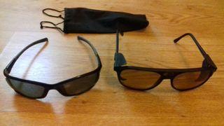 Gafas Pesca Polarizadas 2x1