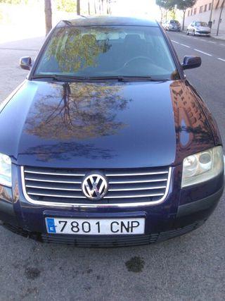 Volkswagen Passat 130 caballos 6 velocidades