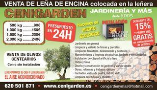 Reformas jardineria, servicios
