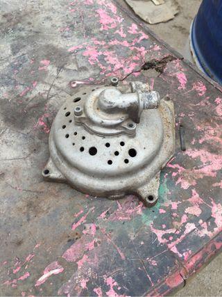 Carcaza de bomba de agua