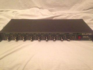 Spliter audio Ecler dac 161