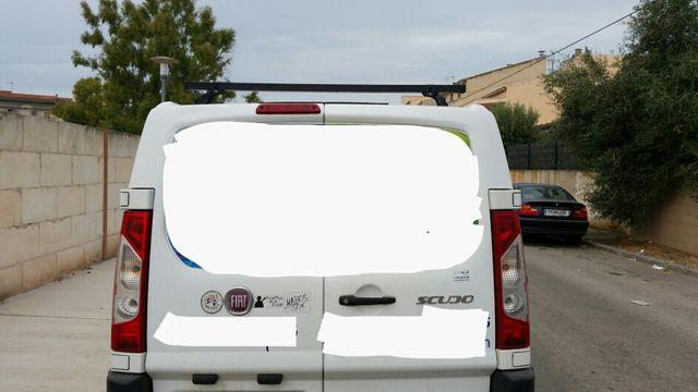 Fiat Scudo 2009