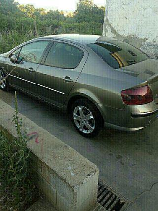 Peugeot 4007 2004