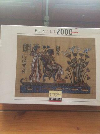 Puzzle de 2000 piezas