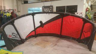 cometa kite surf hadlow flexi foil 12 m